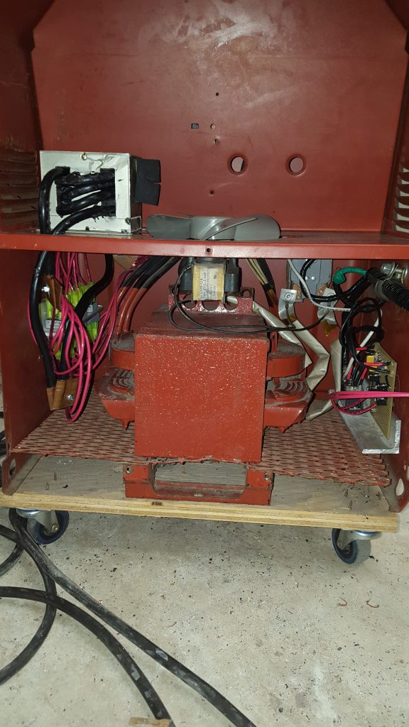 ac 225 welder amperage control with scrs next project. Black Bedroom Furniture Sets. Home Design Ideas