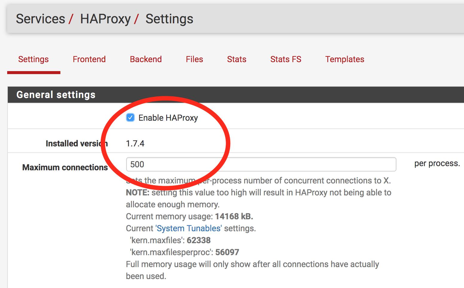 Pfsense haproxy tutorial